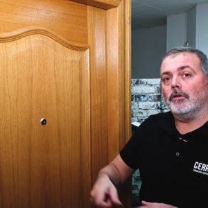 ganzua de la mirilla:curso de cerrajeria online